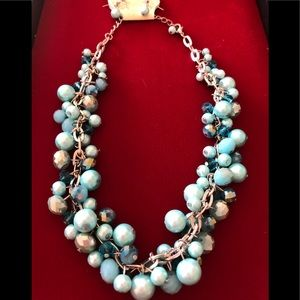 Necklace & Earrings-Brand new with tags
